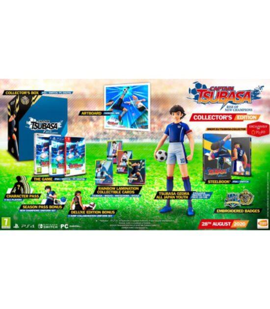 PS4 Captain Tsubasa: Rise of New Champions - Collectors Edition