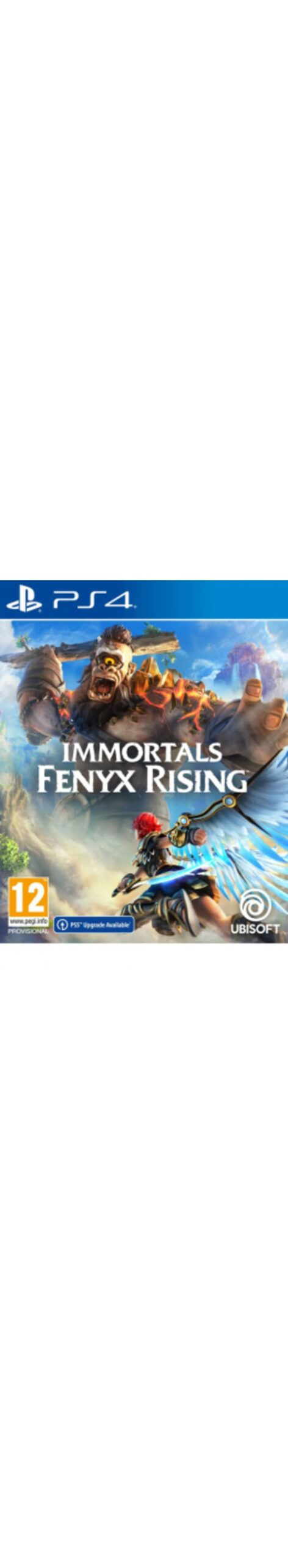 PS4 Immortals: Fenyx Rising Shadowmaster edition