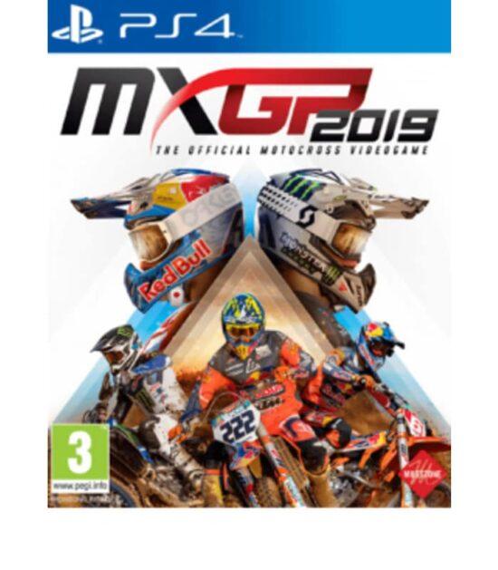 PS4 MXGP 19