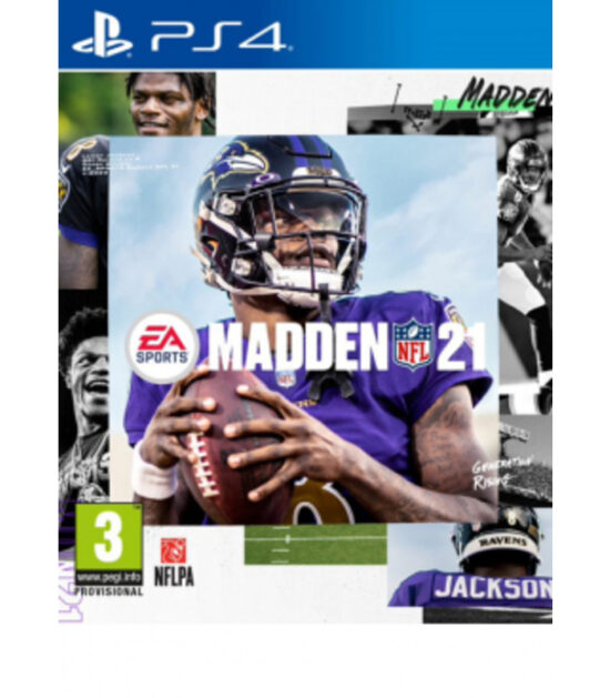 PS4 Madden 21 - NFL