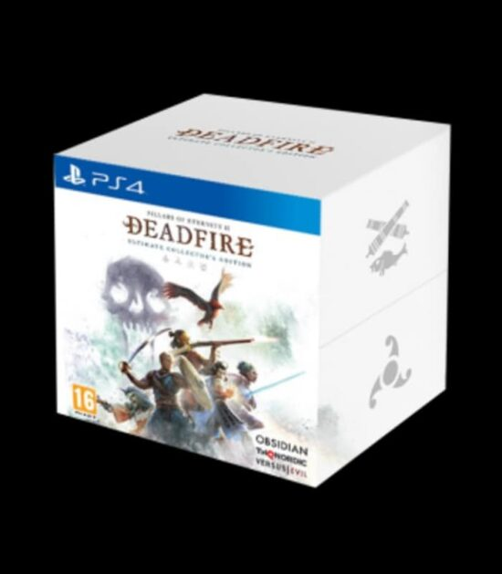PS4 Pillars of Eternity II: Deadfire - Collectors Edition