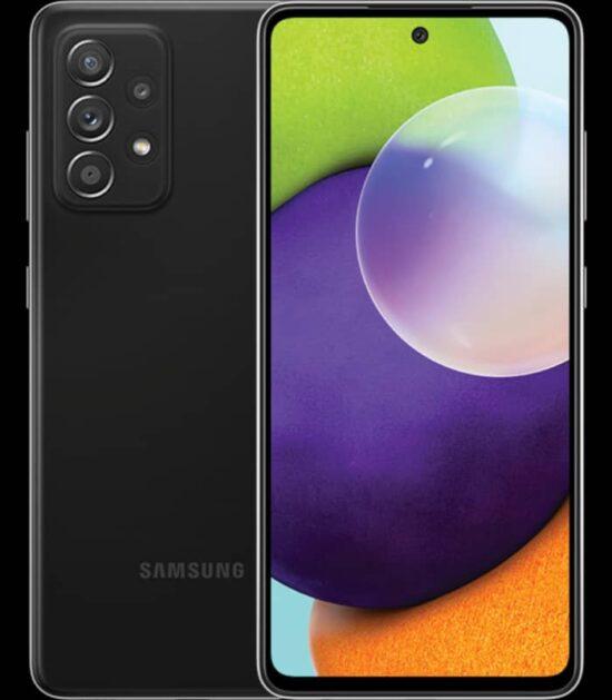 Samsung Galaxy A52 - Crni