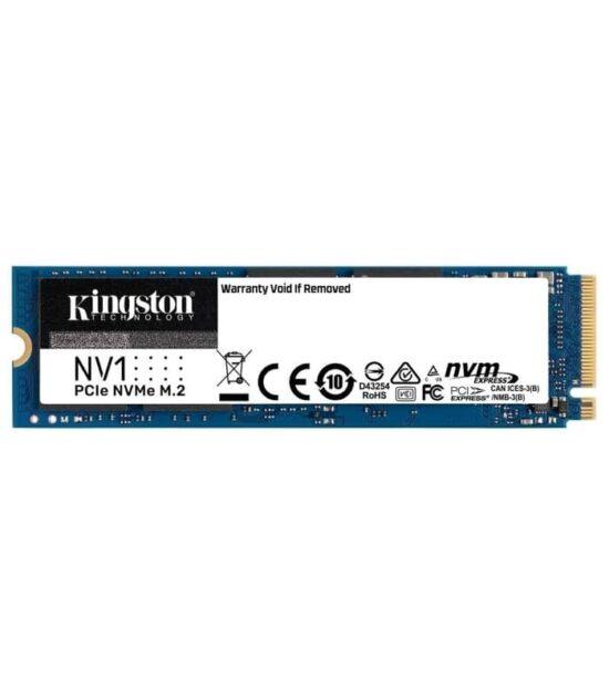 KINGSTON 1TB M.2 NVMe SNVS/1000G SSD NV1 series