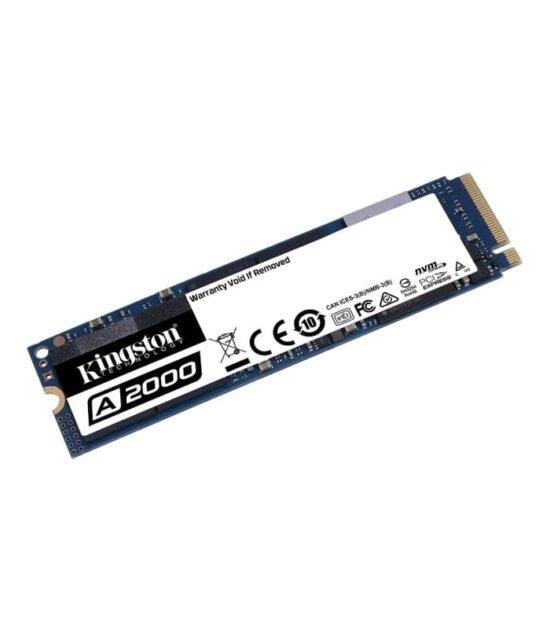 KINGSTON 500GB M.2 NVMe SA2000M8/500G SSD A2000 series