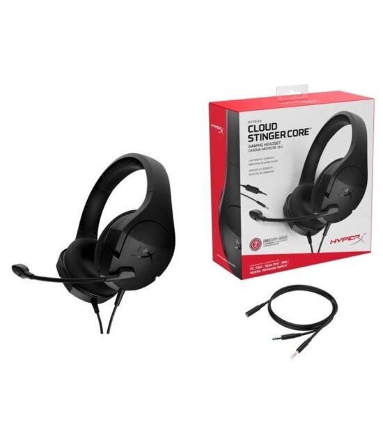 KINGSTON HX-HSCSC2-BK/WW HyperX Cloud Stinger Gaming slušalice sa mikrofonom