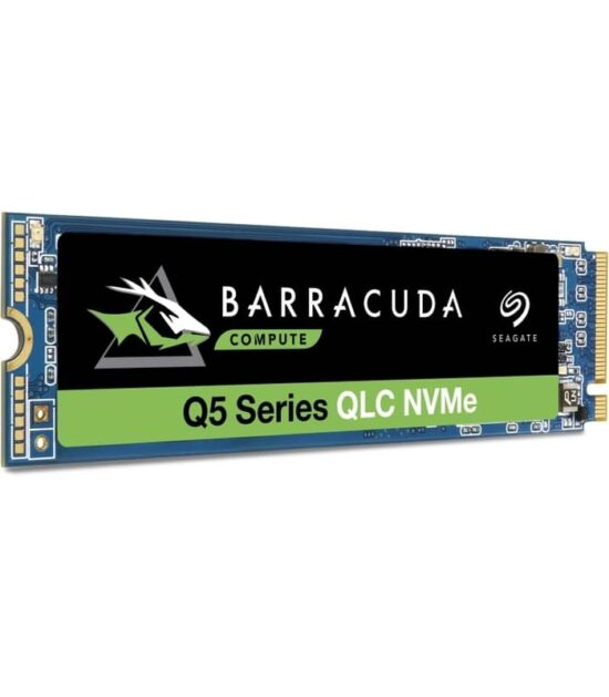 SEAGATE 500GB M.2 NVMe ZP500CV3A001 BarraCuda Q5