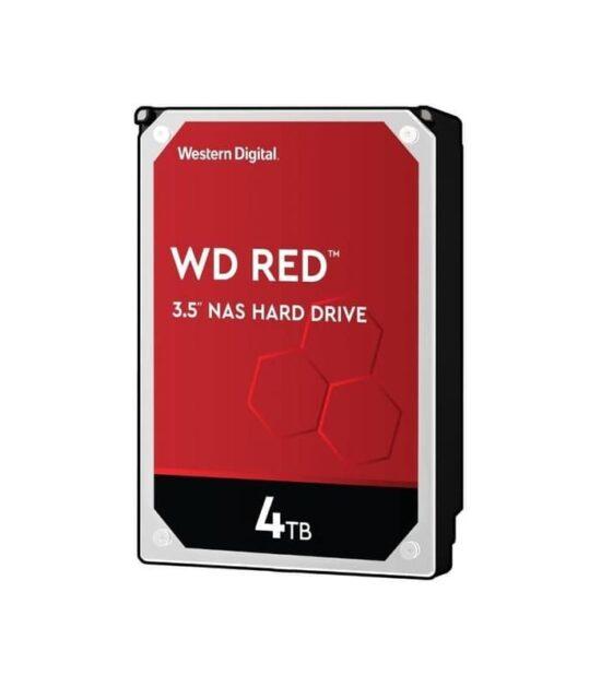 WD 4TB 3.5 SATA III 64MB IntelliPower WD40EFAX Red