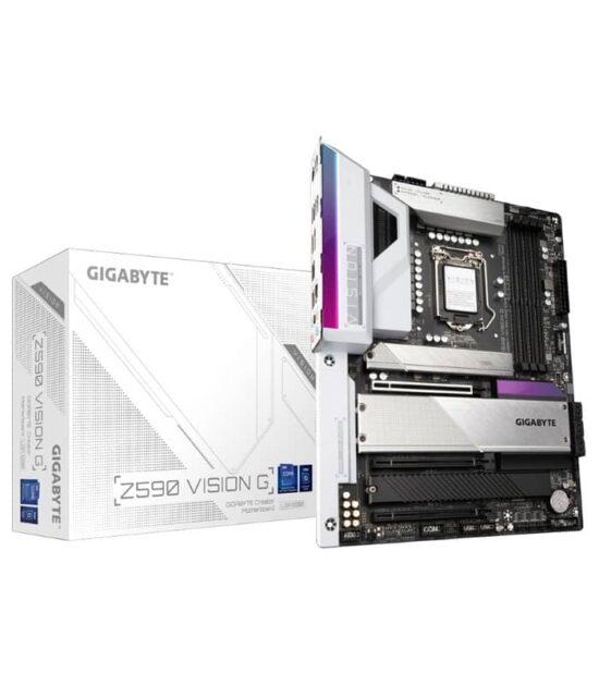 GIGABYTE Z590 VISION G rev. 1.0