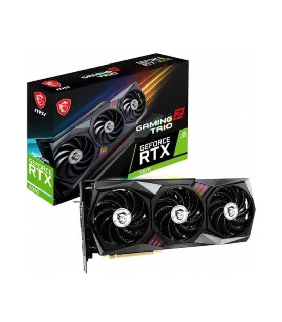 MSI nVidia GeForce RTX 3070 8GB 256bit RTX 3070 GAMING Z TRIO