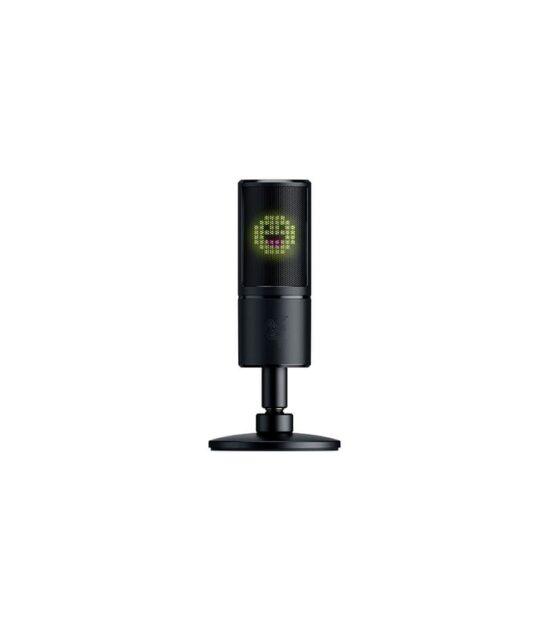 Razer Seiren Emote Mikrofon sa Emoticons