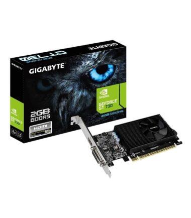 GIGABYTE nVidia GeForce GT 730 2GB 64bit GV-N730D5-2GL rev. 1.0